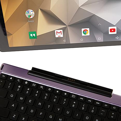 "RCA Pro+ 10"" HD 32GB Quad-Core Tablet with Keyboard, Sleeve and Stylus"