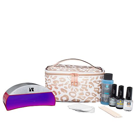 Red Carpet Manicure Essential Kit with Travel Case