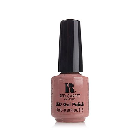 Red Carpet Manicure LED Gel Polish Call My Agent
