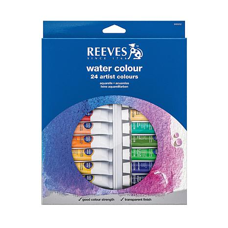 Reeves Water Color Paint Sets - 24-piece