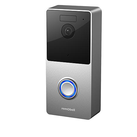RemoBell Wireless Wi Fi High Definition Video Doorbell