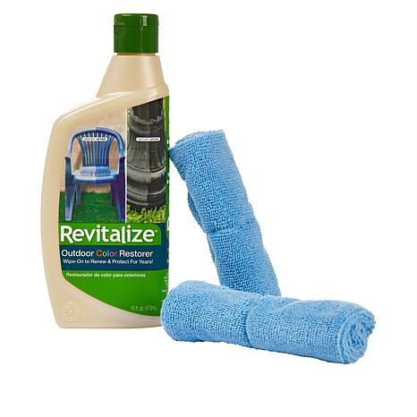 Revitalize 16 oz. Outdoor Color Restorer with Mitts