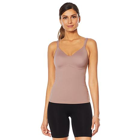 Rhonda Shear 2-pack Everyday Molded Cup Camisole