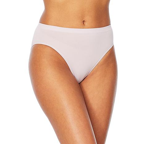 "Rhonda Shear 4-pack ""Ahh"" Seamless Brief"