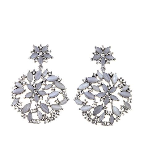 "Roberto by RFM ""Eternal Winter"" Earrings"