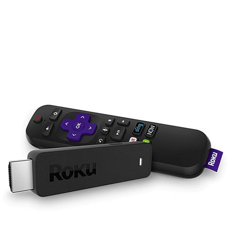 Roku Stick 3rd Gen Media Streamer with Voice Search