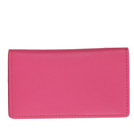 Royce® Nappa Leather Business Card Case