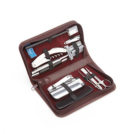 Royce Personalized Travel Grooming Kit