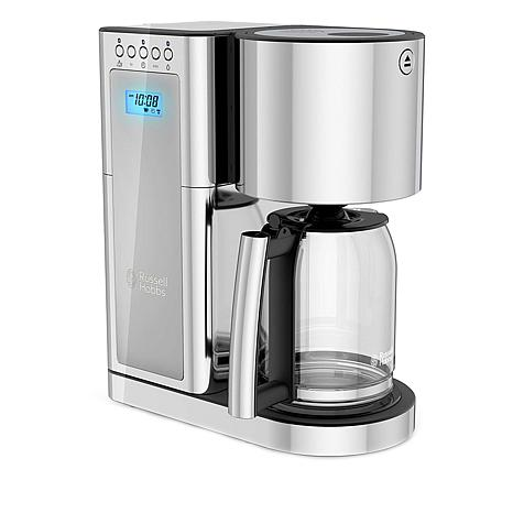 Russell Hobbs Stainless Steel 8-Cup Coffee Maker