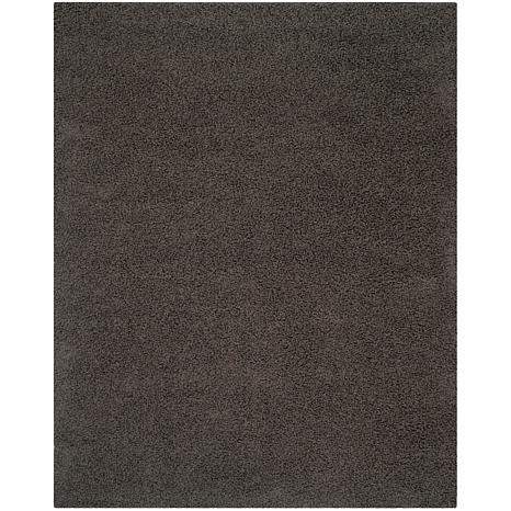 safavieh athens shag zoe area rug 9 39 x 12 39 8072235 hsn. Black Bedroom Furniture Sets. Home Design Ideas