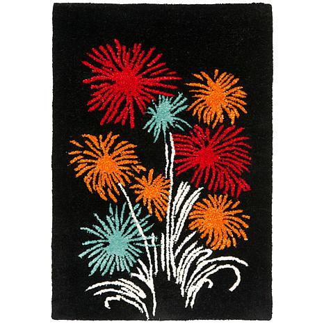 Safavieh Celebration Black-Multi 2' x 3' Rug