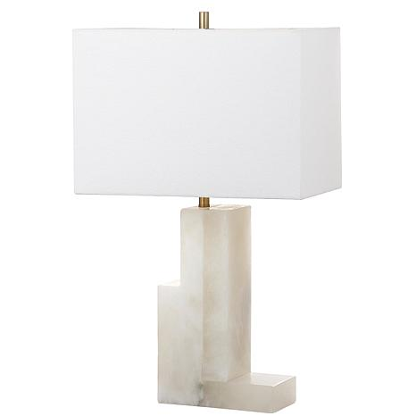 "Safavieh Cora Alabaster 27-3/4"" Table Lamp"