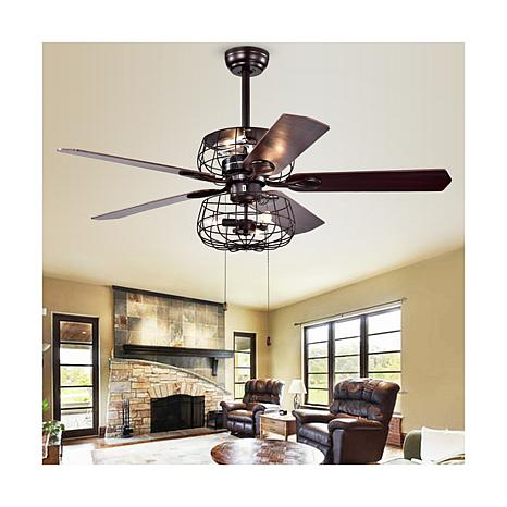 "Safavieh Erving 52"" Ceiling Light Fan"