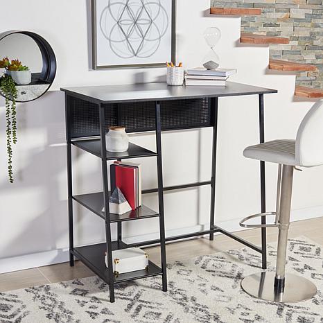 Safavieh Hayden 3-Shelf Standing Desk