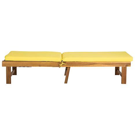 Safavieh Inglewood Chaise Lounge 8008170 Hsn
