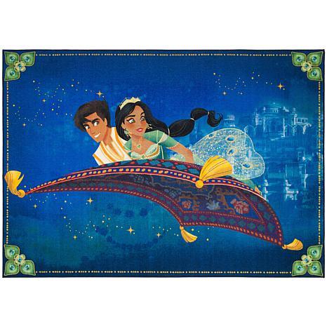 Safavieh Inspired by Disney's Aladdin Aladdin And Jasmine 5' x 7' Rug