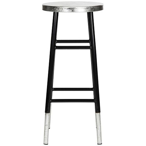 Safavieh Kenzie Silvertone-Dipped Bar Stool