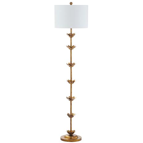 "Safavieh Landen Leaf 63-1/2"" Floor Lamp"