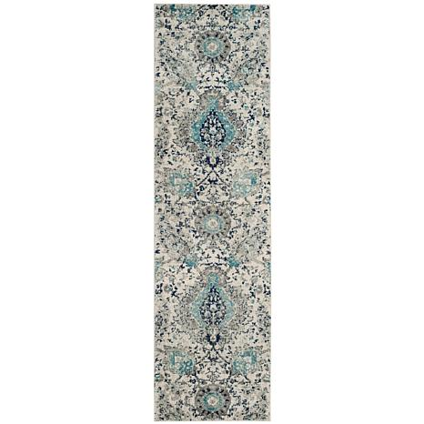 Safavieh Madison Ever Rug - 2-1/4' x 12'