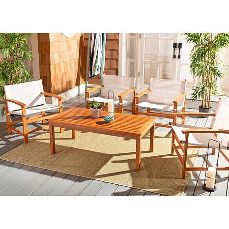 Safavieh Mardin 5 Piece Outdoor Dining Set 9484477 Hsn