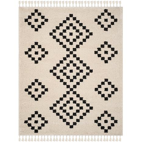 Safavieh Moroccan Fringe Shag Nahla Rug - 8' x 10'