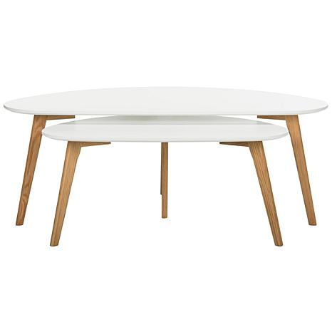Safavieh Olida Double Coffee Table