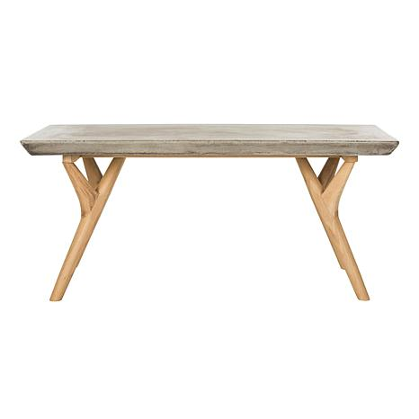 Safavieh Pacey Modern Concrete Coffee Table