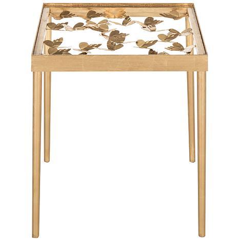 Safavieh Rosalia Butterfly Side Table