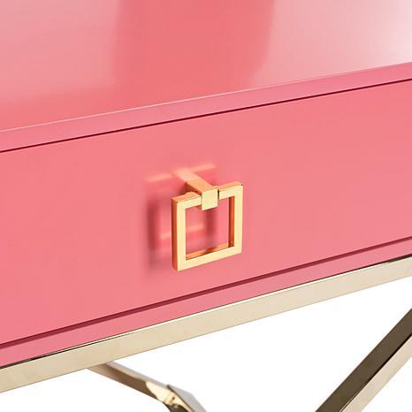 Safavieh Zarina Cross Leg Side Table - 8464151 | HSN