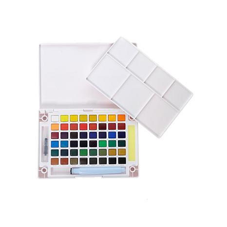 sakura koi watercolors pocket field sketch box set 48