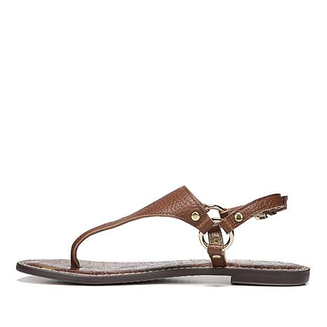 8a1e795c3 Sam Edelman Greta Leather Thong Sandal - 8502613