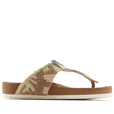 Sam Edelman Olivie 5 Embellished Thong Sandal