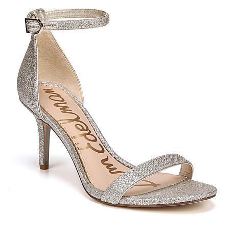 Sam Edelman Patti Glam Low-Heel Sandal