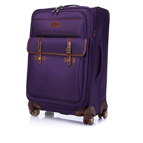 Samantha Brown 25 Quot Expandable Upright Spinner 8565375 Hsn