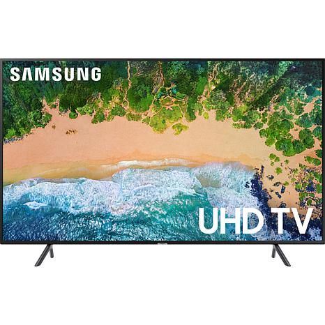 """Samsung 40"""" NU7100 4K UHD Smart TV with PurColor, HDR & UHD Dimming"""