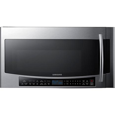 Samsung 950W Over-the-Range 1.7 Cu. Ft. Conv. Microwave