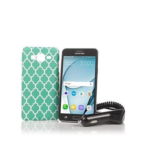 """Samsung Galaxy 5"""" Android TracFone with 1350 Minutes"""