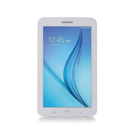 "Samsung Galaxy Tab E Lite 7"" 8GB Tablet w/Apps/Services"