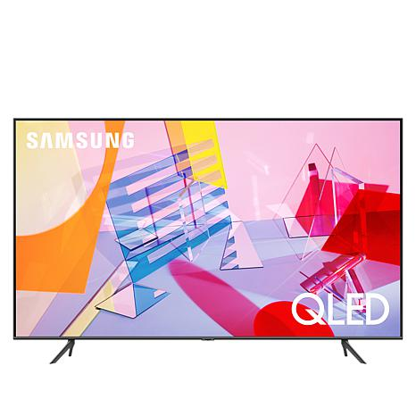 """Samsung Q60T 50"""" QLED 4K UHD HDR Smart TV with 2-Year Warranty"""