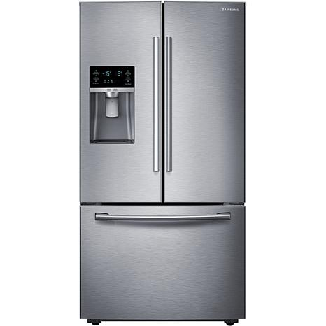 Samsung Refrigerator with Cool Select Pantry - Steel