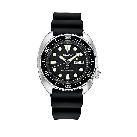 Seiko Men's Stainless Steel Dive Watch