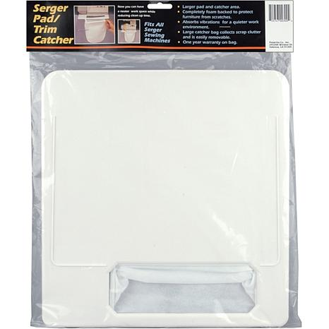 Serger Pad and Trim Catcher