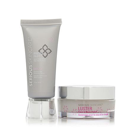 Serious Skincare Exfoliate, Smooth and Diffuse Duo