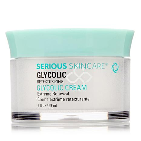 Serious Skincare Glycolic Cream Extreme Renewal Facial Cream