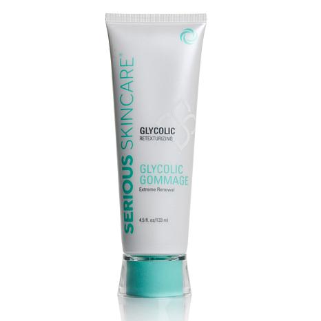 Serious Skincare Glycolic Gommage Exfoliating Facial