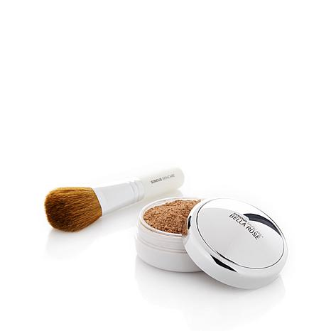 Serious Skincare ProMinerals Foundation with Brush