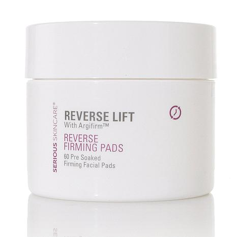 Serious Skincare Reverse Lift Reverse Firming Pads AS