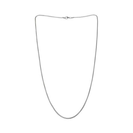 "Sevilla Silver™ 1.8mm Box Chain 20"" Necklace"