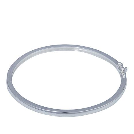 Sevilla Silver™ Classic Hinged Bangle Bracelet