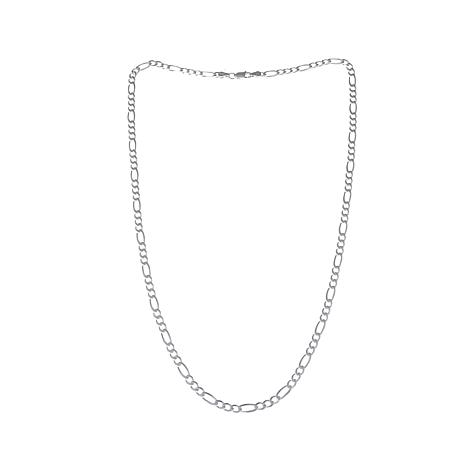 "Sevilla Silver™ Figaro Chain 22"" Necklace"
